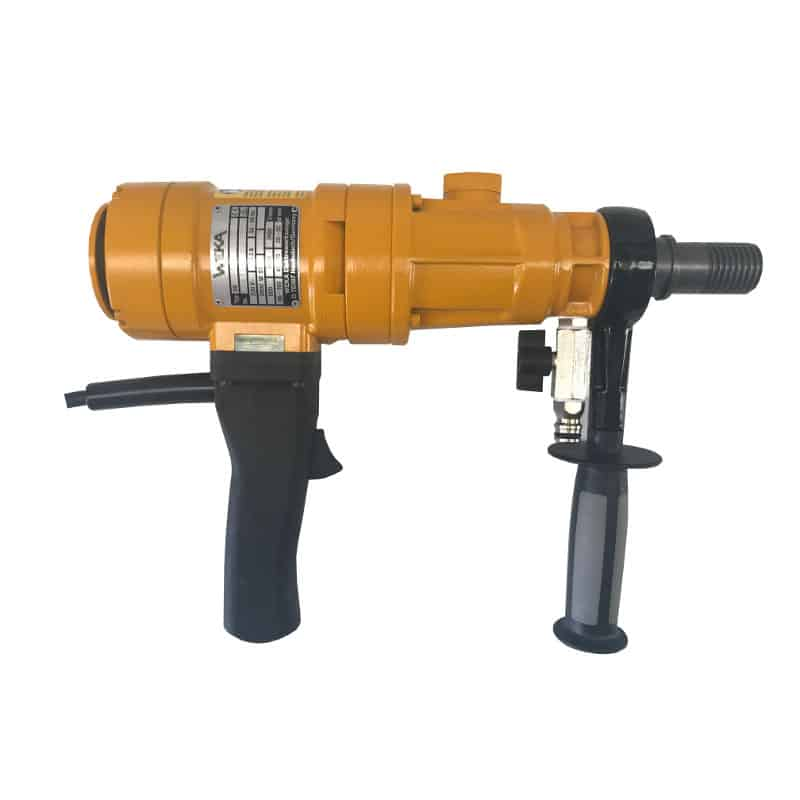Weka Hand Held DK16 Concrete Core Drill