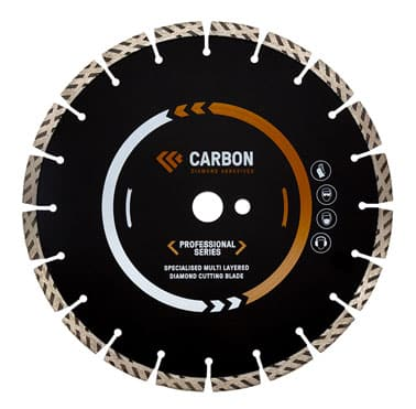 "Carbon 14"" Professional Series Handsaw Blade 3mm"