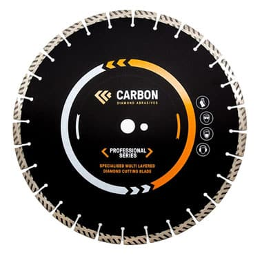 "Carbon 16"" Professional Series Handsaw Blade 3mm"