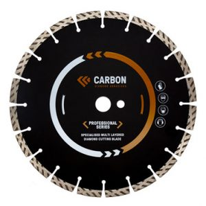 """Carbon 14"""" Professional Series Handsaw Blade 3mm"""